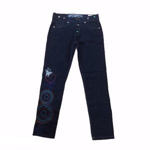 Desigual The Love Boyfriend Fit Jeans 0348